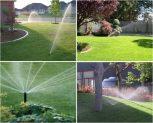 Lawn irrigation