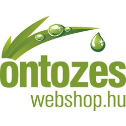 Műanyag ágyásszegély 10,2cm x 6,1m fekete Econo 3000 BKNS/ kerek