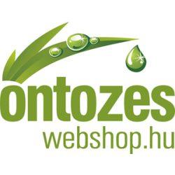 Garden Lights Flat 40 kő hatású kültéri lámpa + kábel+távirányító LED2 W meleg fehér