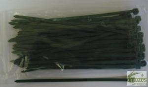 BRIDFIX gyorskötöző 50db/csomag - zöld