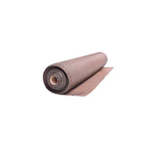 Árnyékoló háló 1,5mx10m barna90%