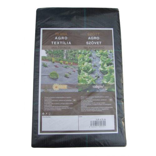 Agroszövet PPHA 100 g/m2, 1,6 m x 5 fm/8m2