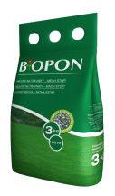 Biopon gyep műtrágya Moha-Stop 3 kg