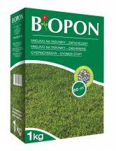 Biopon gyep műtrágya Gyom-Stop 1 kg
