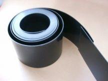 Műanyag ágyásszegély (mulcsozható), 2mm x 15 cm x 10 m