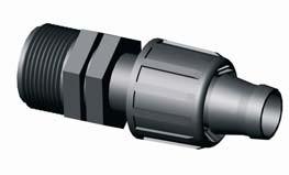 """KM 1/2"""" x 16 mm csepegtető szalag indító"""