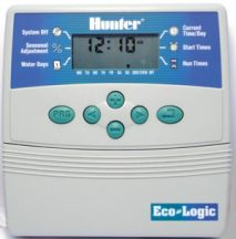Hunter Eco-Logic 4 Station Indoor Sprinkler Timer