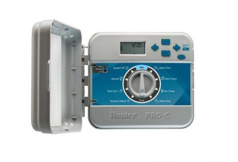 Hunter PCC1200 12 Zone Outdoor Sprinkler Timer