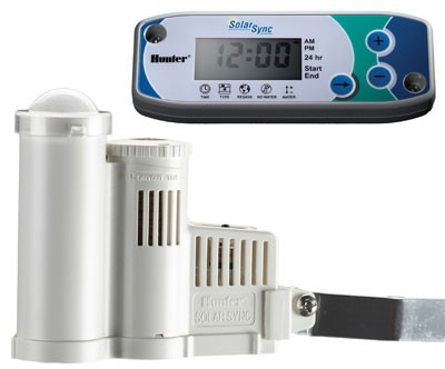 Hunter SOLARSYNC Wired Rain Freeze and Sun Sensor with Module