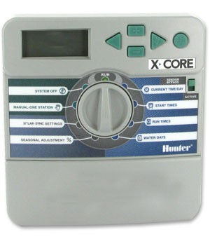 Hunter X CORE 401 IE 4 Station Indoor Sprinkler Timer
