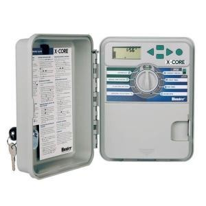 Hunter XC-800 8 Station Outdoor Sprinkler Timer