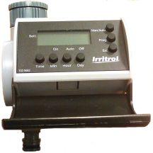 Irritroll ETT vízcsapra szerelhető elemes vezérlő