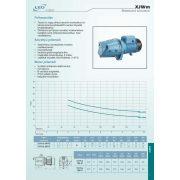 LEO Vízszivattyú XJWm/3CL 180/42 230V