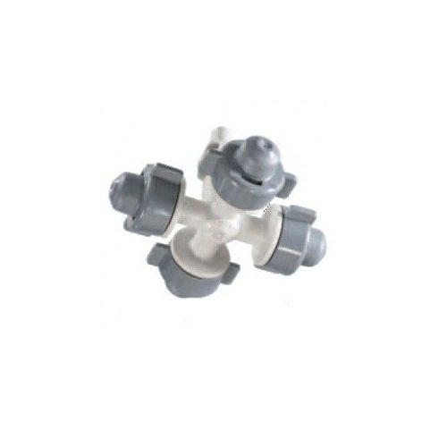 Netafim CoolNet párásító fej 4x7,5 l/h