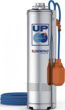 Pedrollo UP búvárszivattyú UPm 2/3-GE úszókapcsolóval