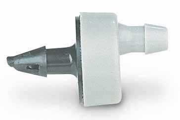 RB gomba, mikroszórófej csatlakoztatásához