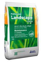 Díszpark Gyepfenntartó műtrágya–2-3 hónap (LandscaperPro Maintanence) 15kg