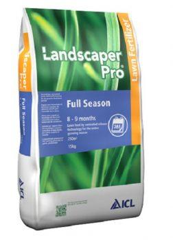Díszpark Gyepfenntartó műtrágya –extra hosszú hatástartamú (LandscaperPro Full Season) 15kg