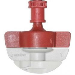 Netafim SpinNet SD mikroszórófej 120/70 Piros-piros-szürke rotor