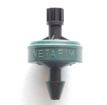 Csepegtető gomba Netafim - 8 l/h (zöld)